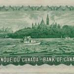Ottawa river below Parliament Hill - Malak Karsh