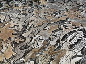 Dryland Farming #21 Monegros County, Aragon, Spain, 2010. Edward Burtynsky