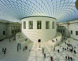 British Museum, 2004 by Robert Polidori.