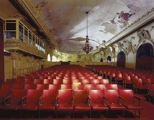 Havana Theatre, year 2000 by Robert Polidori